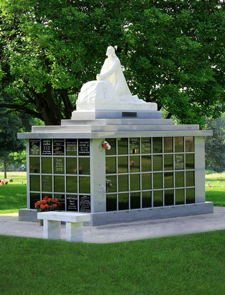 bell-vault-monument-burial-vault-Granite-choices